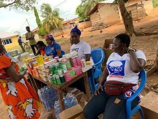 Western North Loyal Ladies Organize Health Screening At Bia-East