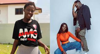 'Judging From The Way I Look Fresh, My Husband Has To Pay A Second Bride Price'- Fella Makafui Asks Fans To Tell Medikal » GhBasecom™
