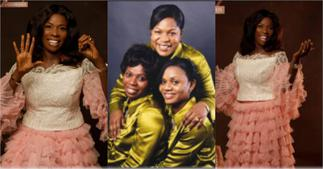 Edna of Daughters of Glorious Jesus Defies Age as She Turns 50 Years