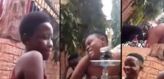 Wild Video Drops As JHS Students Act 'Mama Ne Dada'