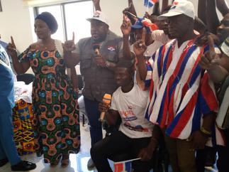 59 NDC members defect to NPP in Bole