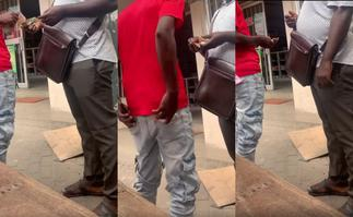 'Circle boys': Video of man being sold 'soap' instead of phone drops