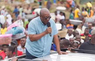 Mahama to commence 3-day tour of Upper East Region