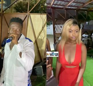 Party Girls and Slay Queens Storm Asamoah Gyan's Birthday Party In Revealing Outfits