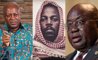 Mahama and Akufo-Addo Are Armed Robbers