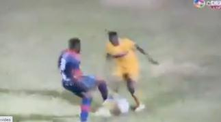 See how Asamoah Gyan sent Medeama player back to Tarkwa on Legon Cities debut [VIDEO] – Citi Sports Online