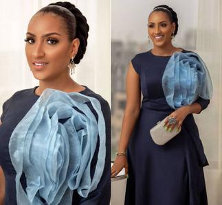 Juliet Ibrahim Steals Yvonne Okoro's Shine