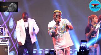Watch Shatta Wale's full performance at 2020 Ghana DJ Awards