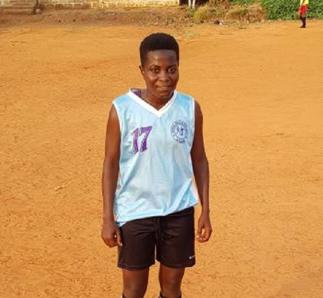 Nhyiraba Arthur: 15-year-old neglected female footballer cries for help
