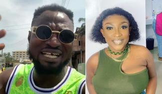 Funny Face Is Gay And I Will Report Him For Threating Me- Abena Moet Declares War
