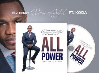 Gospel singer Rev. Godson-Afful drops 'All Power' music video featuring Koda