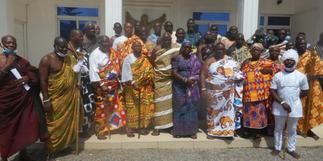 Greater Accra Regional House of Chiefs calls for peaceful election