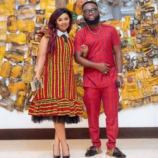 I Cannot Live My Life Without You- Maxwell Mensah Vows His Undying Love For McBrown- PHOTOS