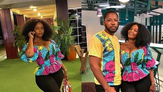 Cyril's Baby Mama Gives Fan A Savage Reply After Asking About Her Child Birth » GhBasecom™