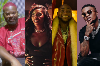 Davido, Wizkid, Falz, Tiwa Savage and others arraigned for court