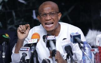 NDC so incompetent they can't even fake 'bribery' video