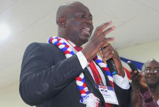 NPP is lucky to have won a seat in Upper East