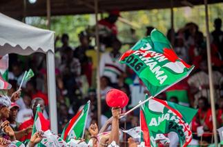 NDC has scored top marks ahead of Dec 7, we're awaiting victory