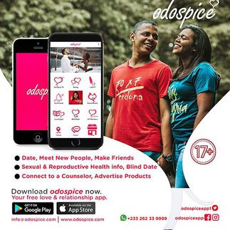 Download Relationship Mobile App 'ODOSPICE' From Google Play & Apple Stores Now!; Win Big On Feb 14th
