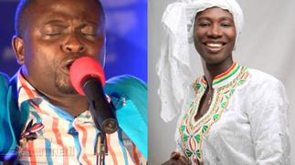 Cecelia Marfo is possessed by 'maame water'; she sings for the devil