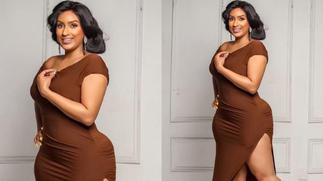 Actress Juliet Ibrahim slams fan who tried to body-shame her for having