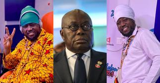 Akufo-Addo sleeps every two seconds without provocation