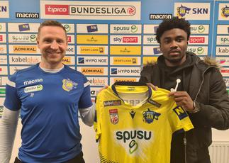 Samuel Tetteh completes loan switch to St. Pölten – Citi Sports Online