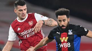 EPL: Crystal Palace end Arsenal's winning run – Citi Sports Online