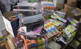 Stationery retailers enjoying gradual sales boom following schools reopening [Video] – Citi Business News