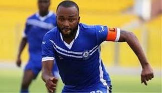 Gladson Awako named GPL player of the month of December