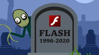 Adobe Flash Player Is Finally Laid To Rest