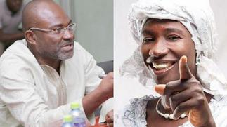 Kennedy Agyapong slams gospel singer [ARTICLE]