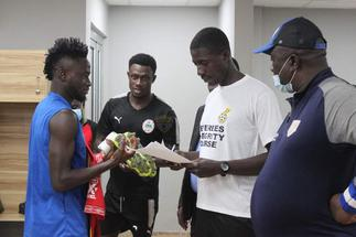 GFA to hold emergency meeting with club officials over COVID-19 safety protocols – Citi Sports Online
