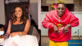 Nana Aba Anamoah Reacts After Shatta Wale Called To Ask Her The Last Time She Had Seks » GhBasecom™