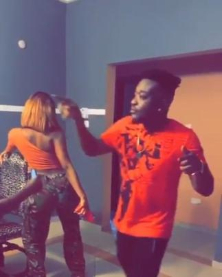 A-Plus Backs Bullet; Says There Is Nothing Wrong If He Is Eating Wendy Shay Behind Closed Doors- VIDEO