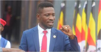 I'm not gay, I have a wife and kids: Bobi Wine tells Critics
