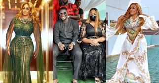 Nina Atala: Asamoah Gyan's Girlfriend Celebrates Birthday; Photos Drop