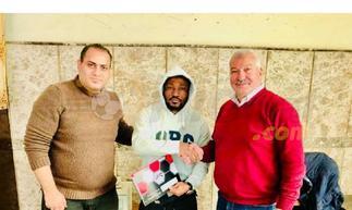 Benjamin Acheampong rejoins Egyptian side El Dakhleya SC
