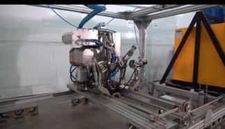 Leningrad nuclear power plant tests diagnostics robot for reactor-enabled unit
