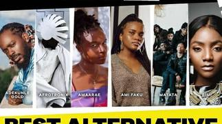 Amaarae becomes the only Ghanaian female act to be nominated for MAMA 2021 [ARTICLE]