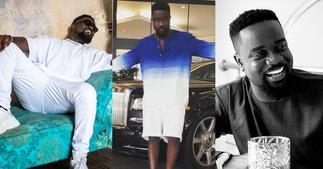 Sarkodie: Rapper Acquires Verified Stingy Men Association ID card