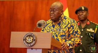 President Akufo-Addo Lists His Ministerial Appointees For Second Term