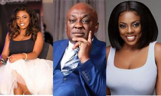 Nana Aba Anamoah Deletes Post Blasting Carlos Ahenkorah And Here Is A Possible Reason For Her Change Of Mind » GhBasecom™