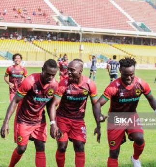 Asante Kotoko hints of imminent partnership deal with EPL club