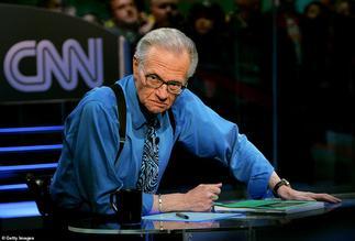 US broadcaster Larry King, 87, dies weeks after battling Covid