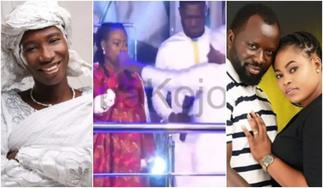 Watch Awkward Moment Cecilia Marfo Snatched Mic From Joyce Blessing And Ordered Her To Go Fix Her Marriage