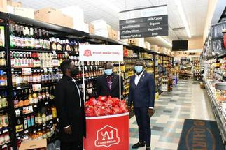 A1 Bread begins operations in America