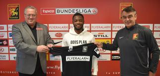 #Donkomi: David Atanga switches to Austrian side Flyeralarm Admira on loan – Citi Sports Online
