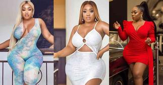 Moesha's SHS Throwback Photo Without her Iconic Shape Causes stir