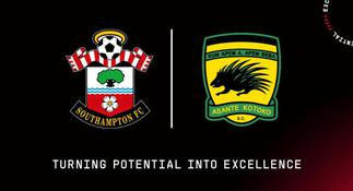 Kotoko announce partnership agreement with English Side Southampton